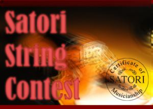 Satori String Contest
